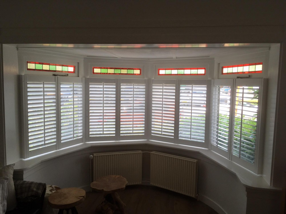 Shutters in erker | Van Oort - Colors @ Home